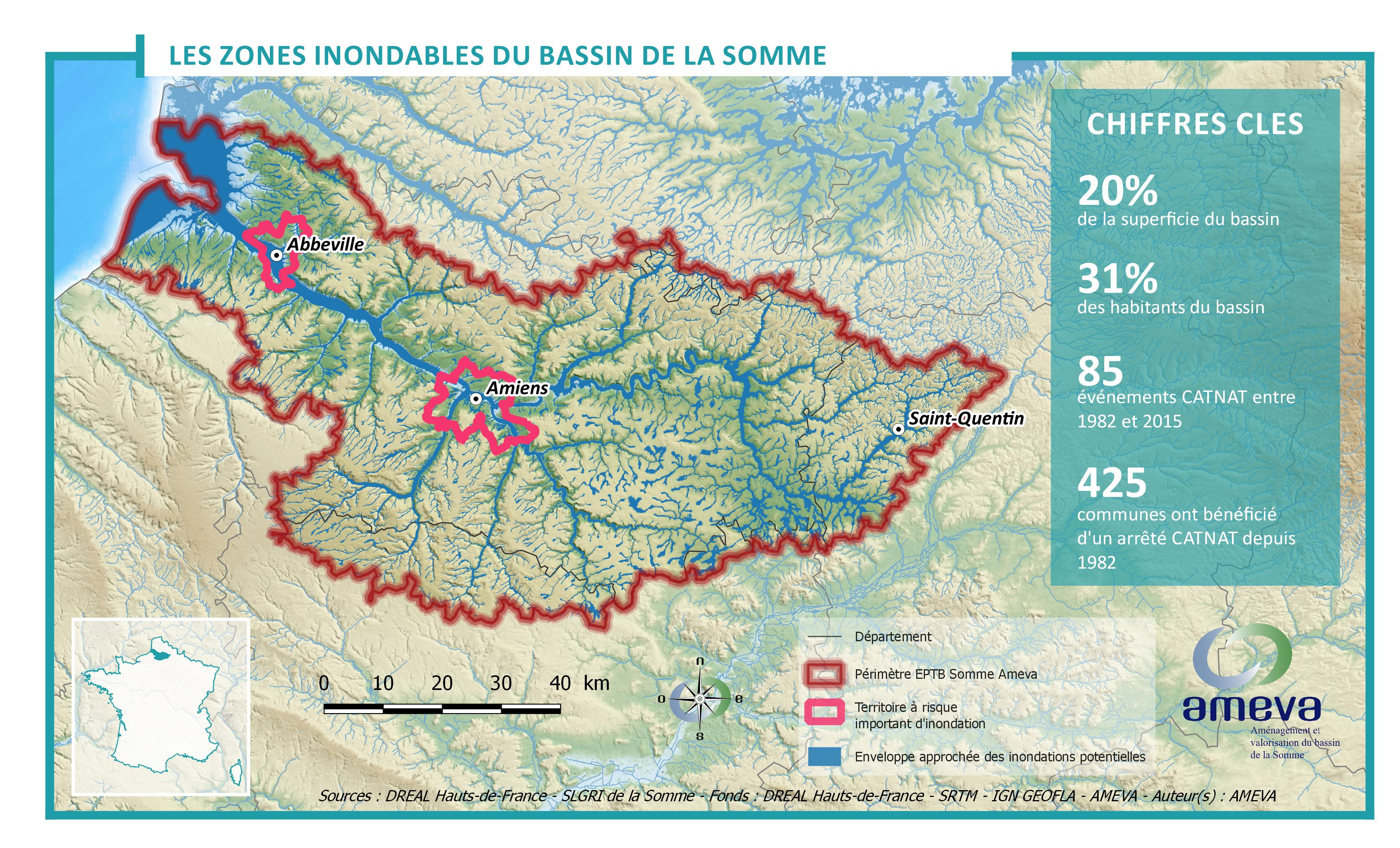 Zone inondable BV Somme